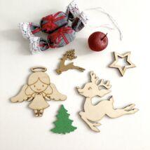Karácsonyi dekorációs csomag
