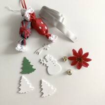 Karácsonyi dekoráció szett