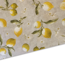Terítő citromos (136x160 cm)