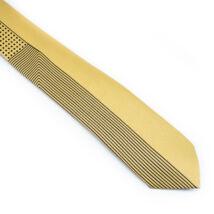 Arany fekete mintás nyakkendő