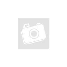 Nagy fekete műanyag köves karkötő