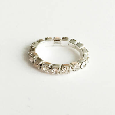 Köves Bizsu gyűrű
